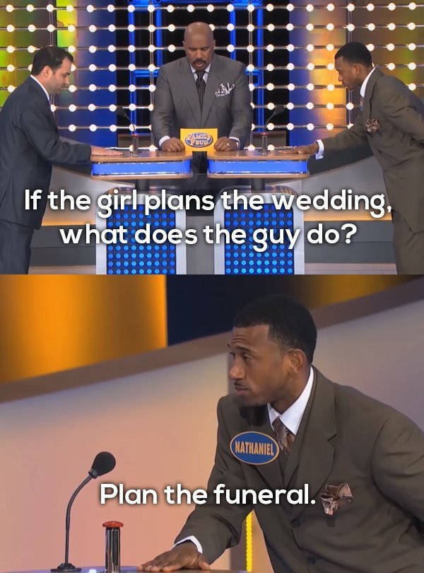 """""""Family Feud"""" Answers Are Never Not Absurd"""