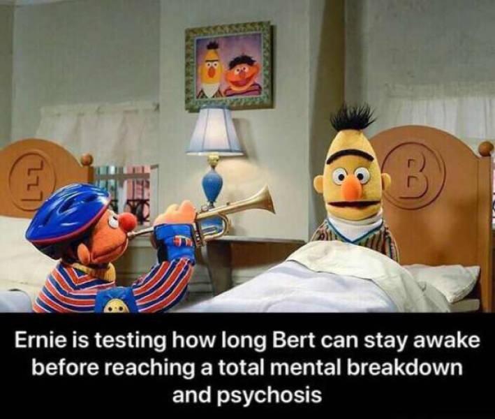 The Dark Side Of Sesame Street