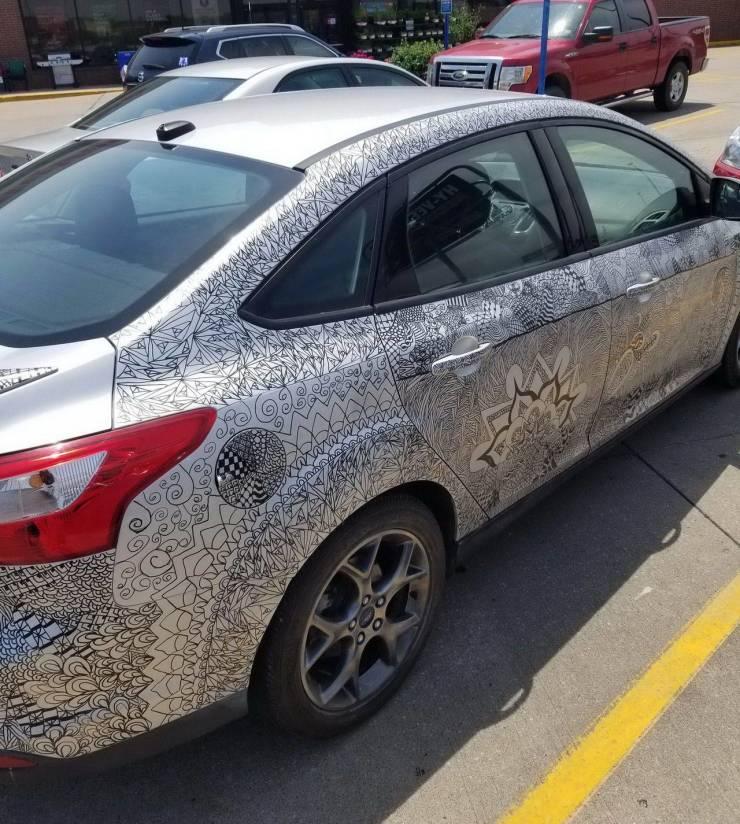 Automotive Humor Is Rollin', Rollin', Rollin'