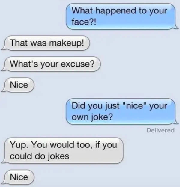 Did You Receive These Funny Texts?