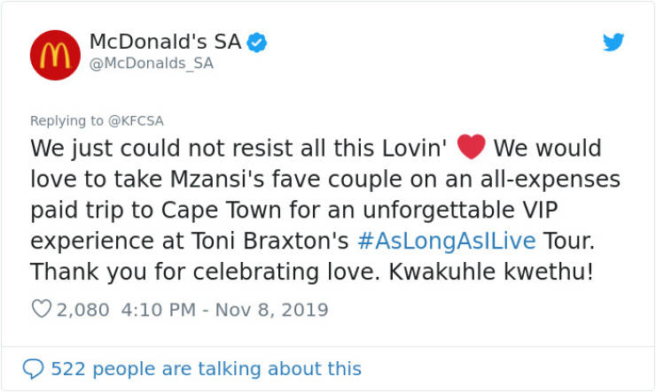 Journalist Tries To Shame A KFC Proposal, Turns Couple's Life Into A Dream