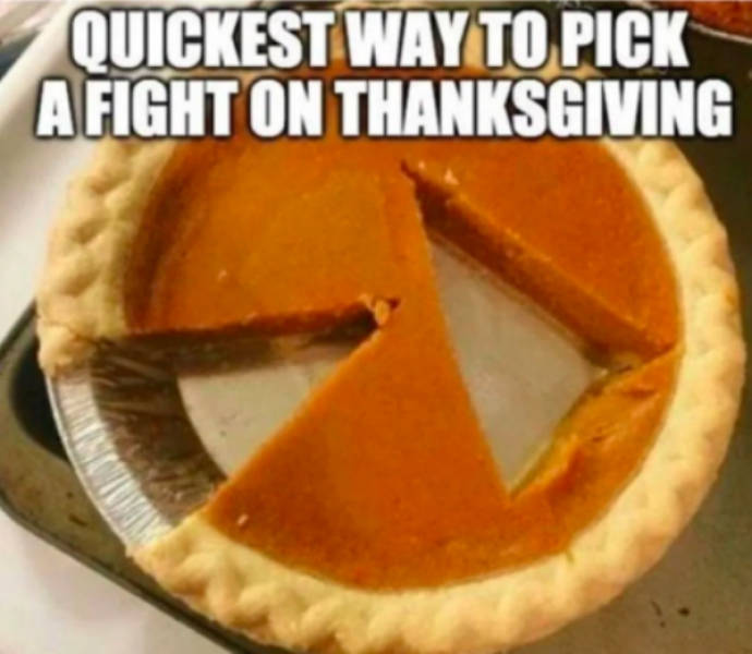 Thanks For All These Thanksgiving Memes!