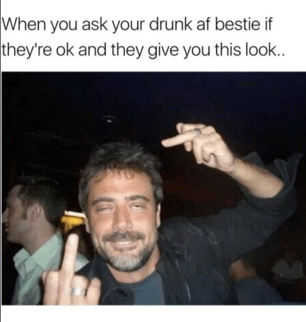 Who's Drunk Here?
