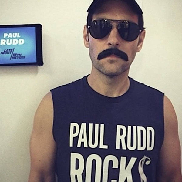 Let's Celebrate Paul Rudd!