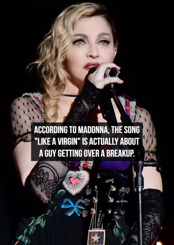 Listen To These Famous Song Facts