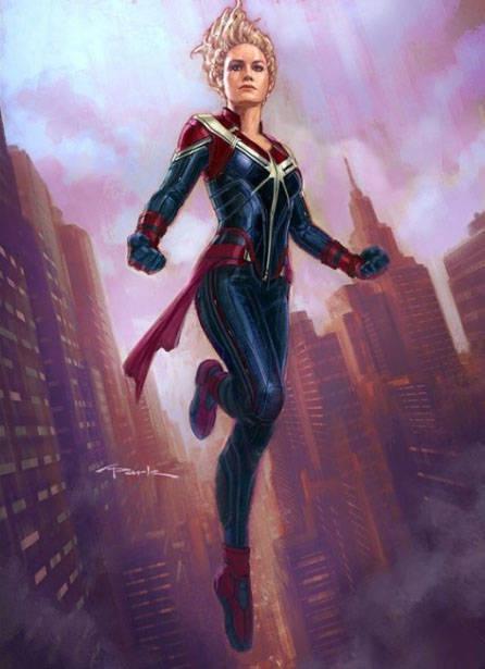 Original Marvel Concept Art Was So Different…