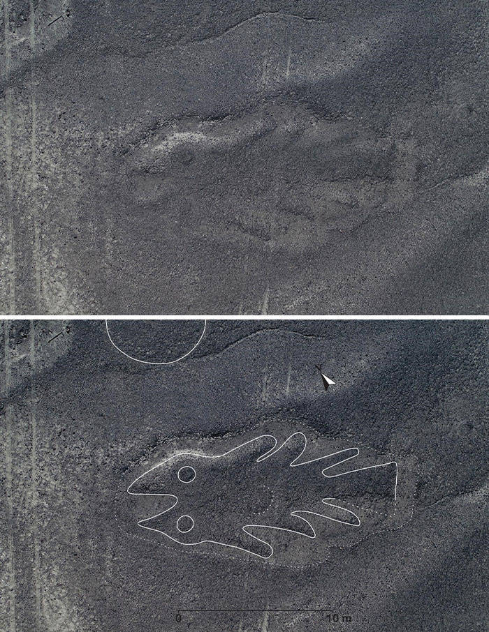 There Are 143 New-Found Massive Ancient Drawings In Peru, And They Are Actually Called Geoglyphs