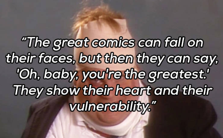 Lean Back And Enjoy These Chris Farley Quotes