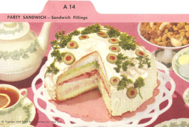 These Vintage Cooking Recipes Look Extremely Wild Nowadays