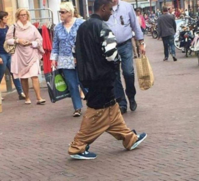 Why Are These Clothes Allowed On The Streets?
