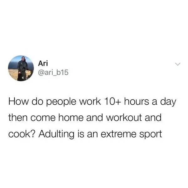 Adult Life Is Nothing Like Kid Life