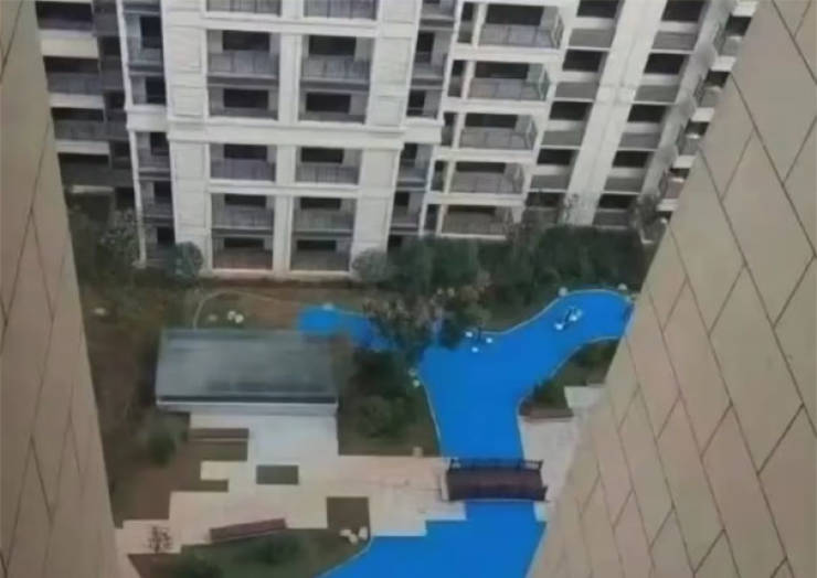 Look At That Great (Plastic) Lake Near Your Place!