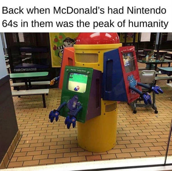 Nostalgic Photos Always Hit The Spot