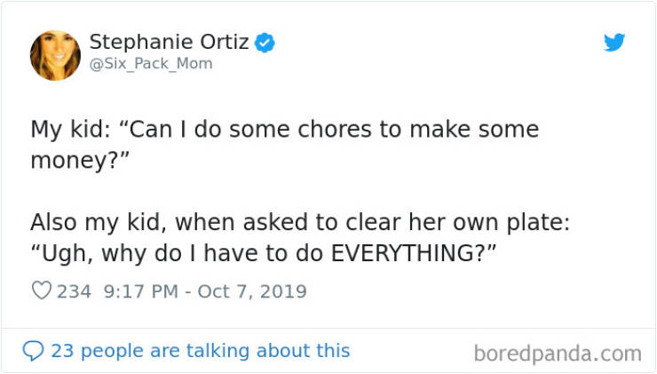Funny And Somewhat Painful Tweets From Parents Of Teenagers