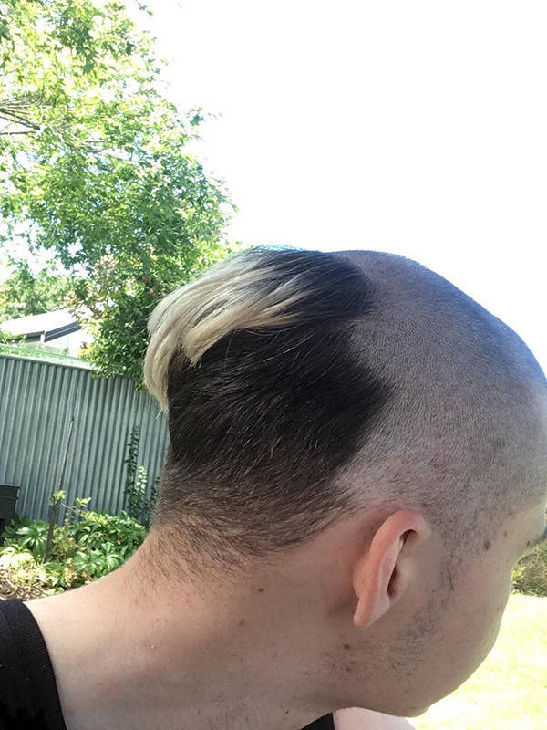 Well, That's Not A Particularly Good Haircut…