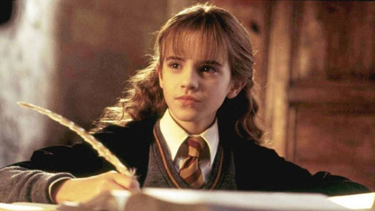 "10-Year-Old Emma Watson Was Actually Writing With That Quill In ""Harry Potter"", And Her Note Is Adorable"