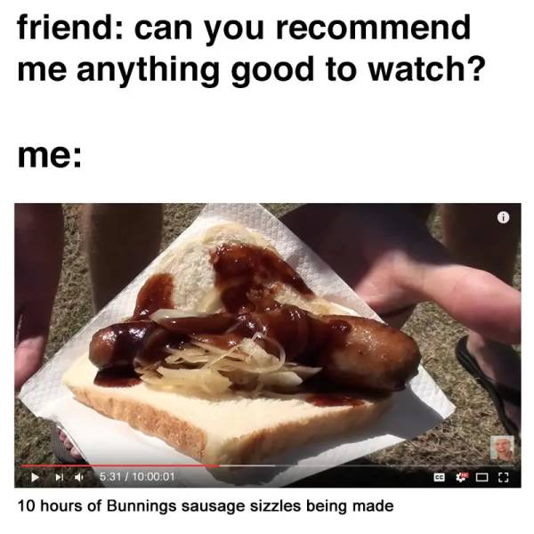 Aussie Food Memes Are Somewhat Special, Too
