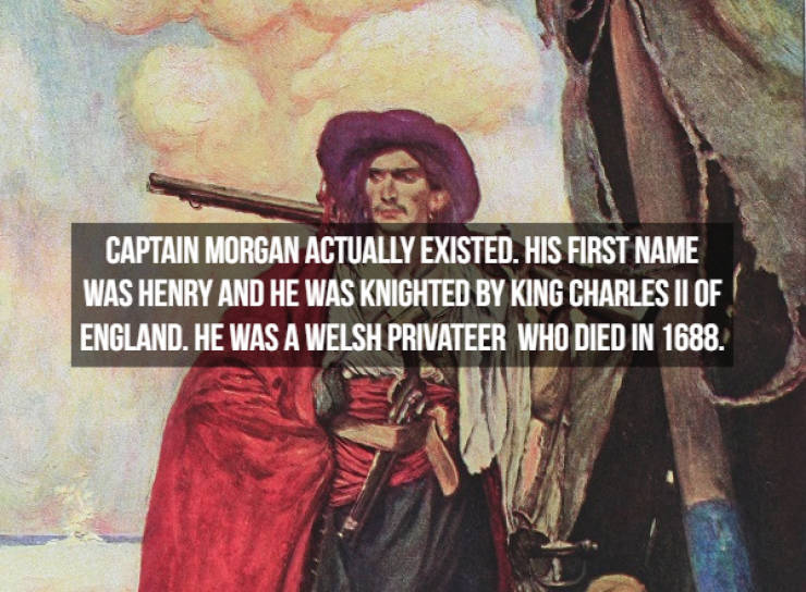 Historical Facts Are Always Surprising