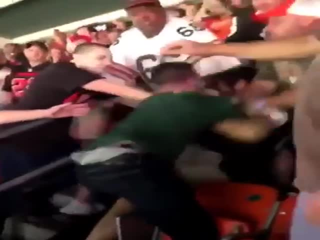 How To Stop A Fight