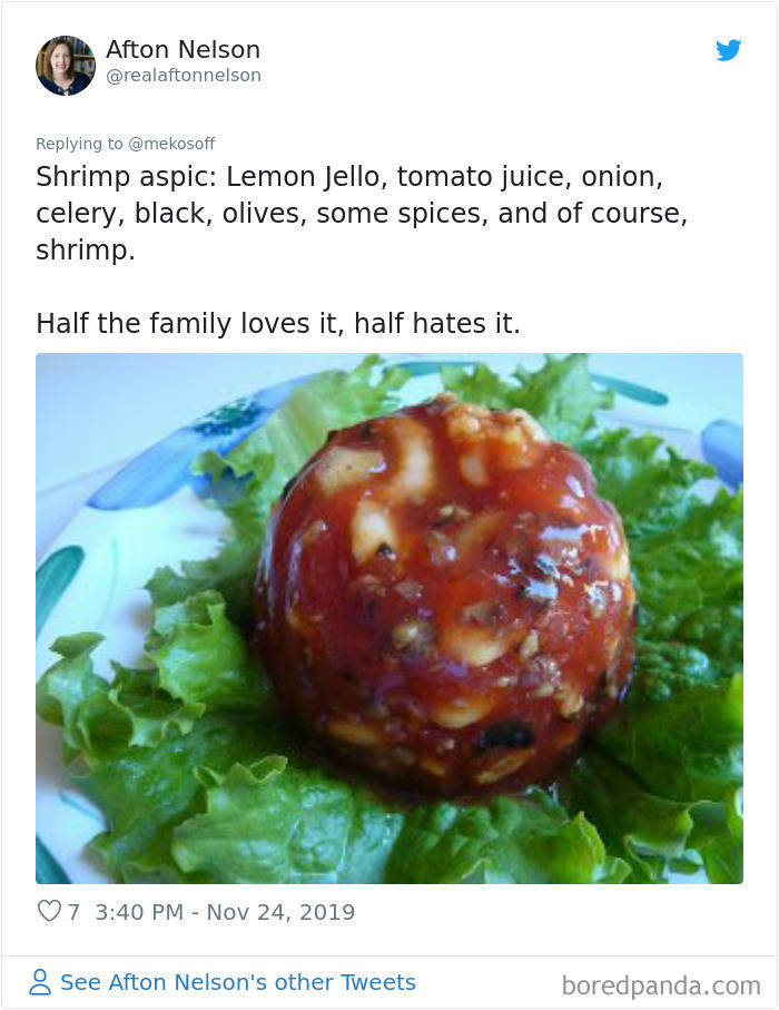 Aren't These Thanksgiving Family Recipes Just Weird?