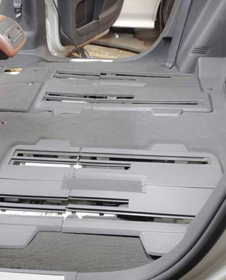 Professional Car Cleaning Starts From The Inside