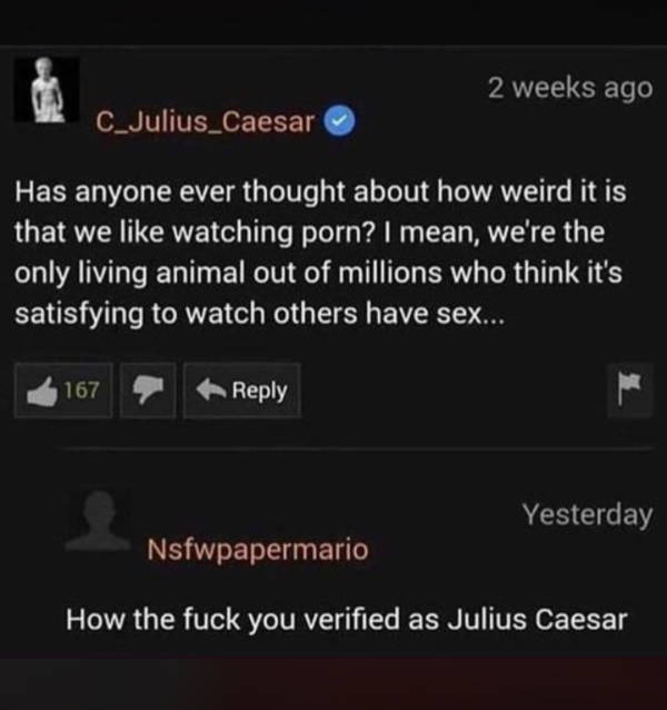 These Internet Responses Are On The Cutting Edge