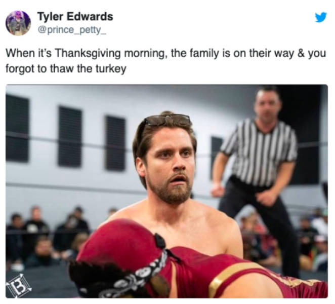 When Thanksgiving Goes Wrong