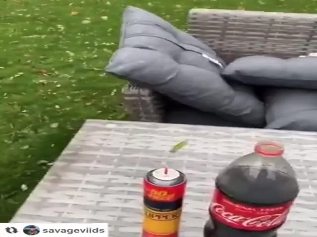 How To Make A Coca-Cola Rocket