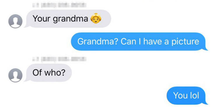 Grandma Spends Four Thanksgivings In A Row With A Recipient Of Her Wrong Number Text