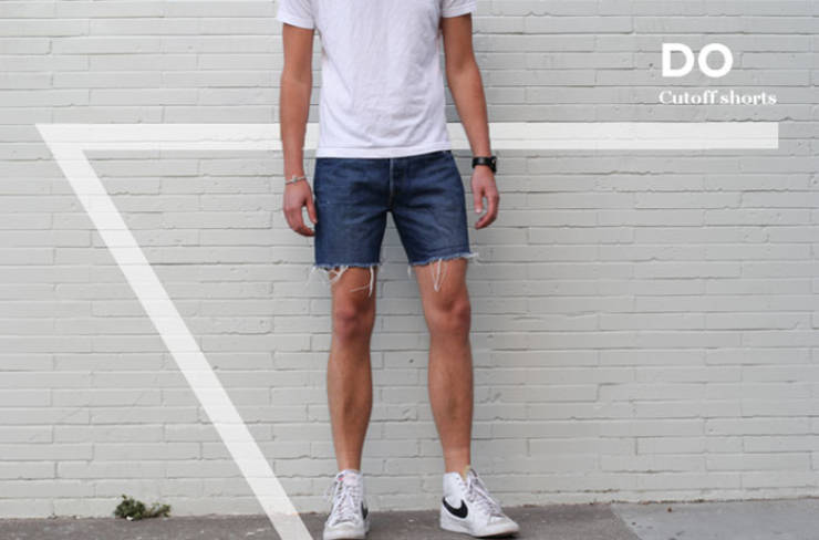 Men's Fashion: What To Do, Not Do, And Absolutely Never Do
