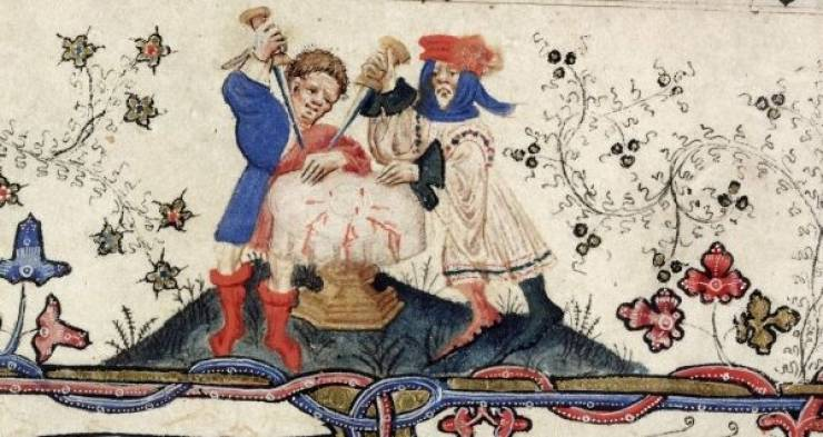 Medieval People Didn't Care About Death…
