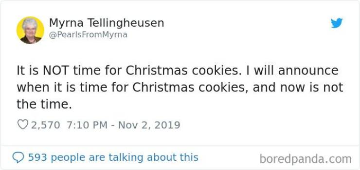 "Myrna Is A ""Real"" Twitter Granny, Who Is Always Ready To Dish Out Some Wisdom"