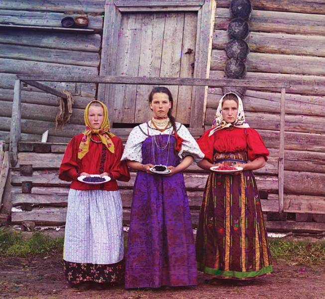 How Russia Looked Before The Revolution 100 Years Ago