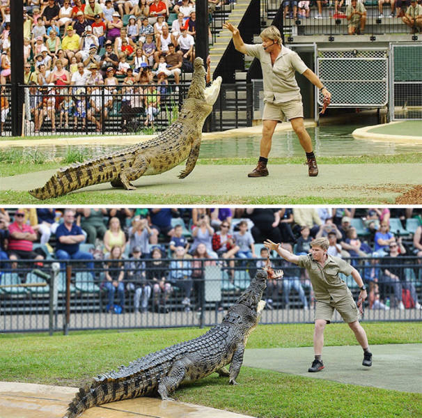 Robert Irwin Turns Sixteen, His Mom Shares Previously Unseen Photos From His Childhood With Steve Irwin Still Alive