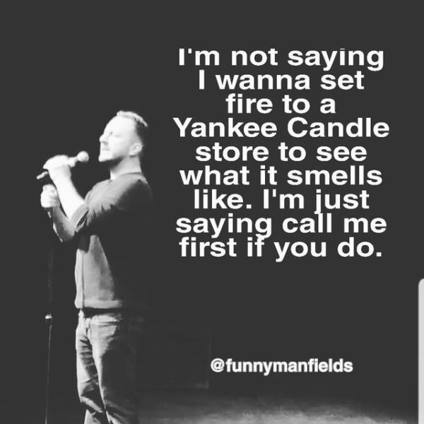 Standup Humor Can Go Whichever Way