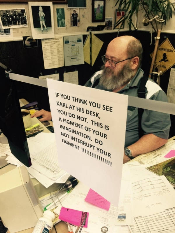 Bosses Are Allowed To Troll Their Employees Anytime