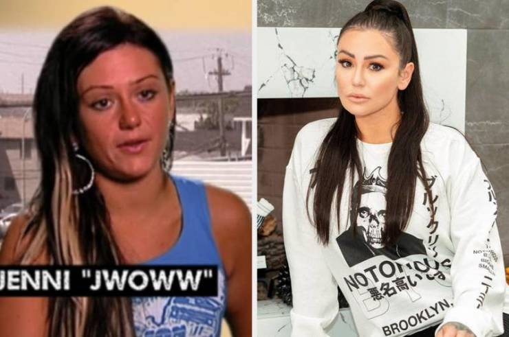 """""""Jersey Shore"""" Actors And Actresses After Ten Years"""