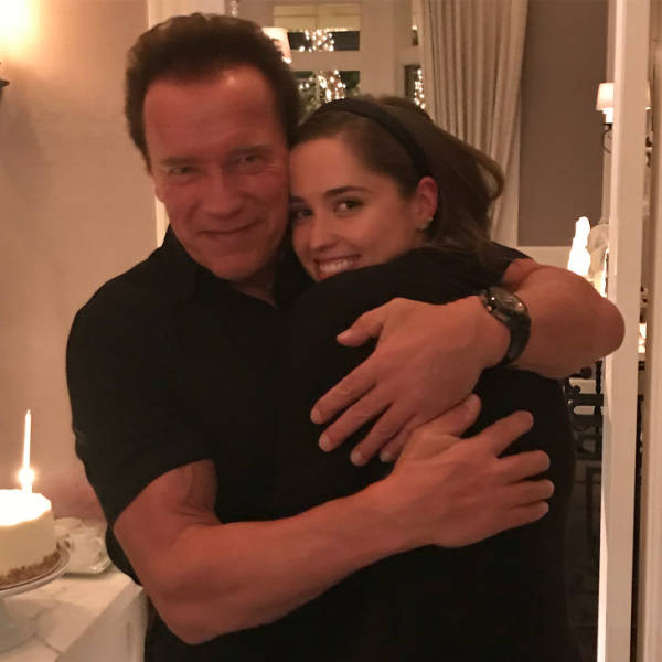 Arnold Schwarzenegger Is A Great Actor And Even Better Dad!