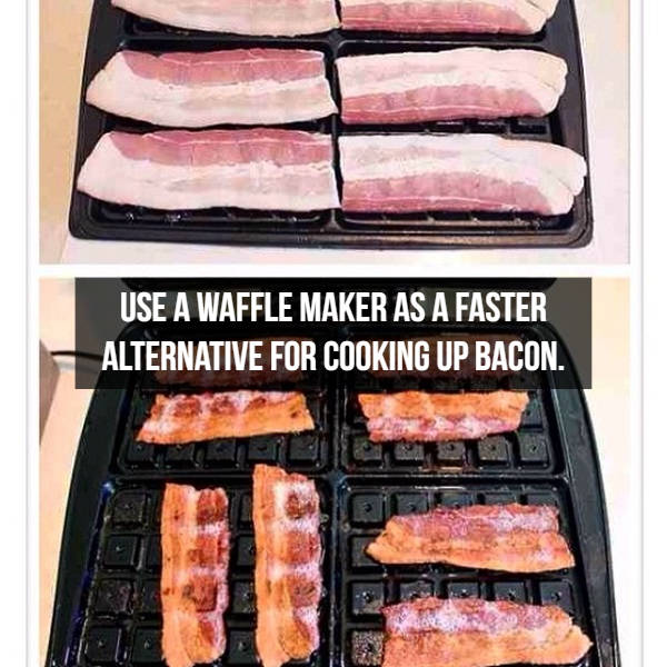 Food Hacks For All The Home Chefs