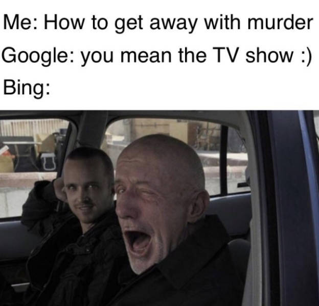 For Those Who Know Far Too Well What's Going On In Murder Crime TV Shows