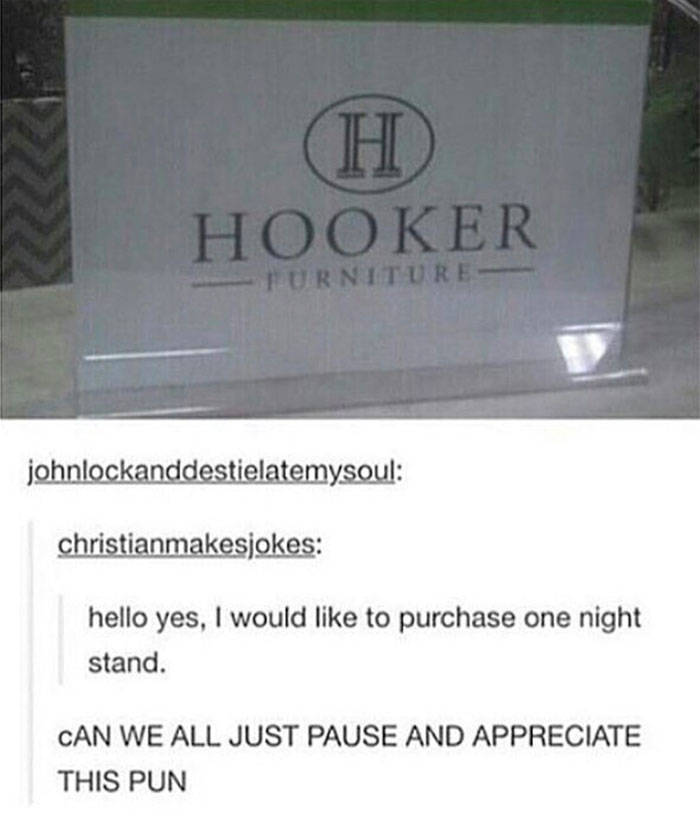 Don't Hold Your Puns!