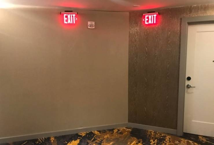 Hotels That Should Reconsider Their Design Decisions…