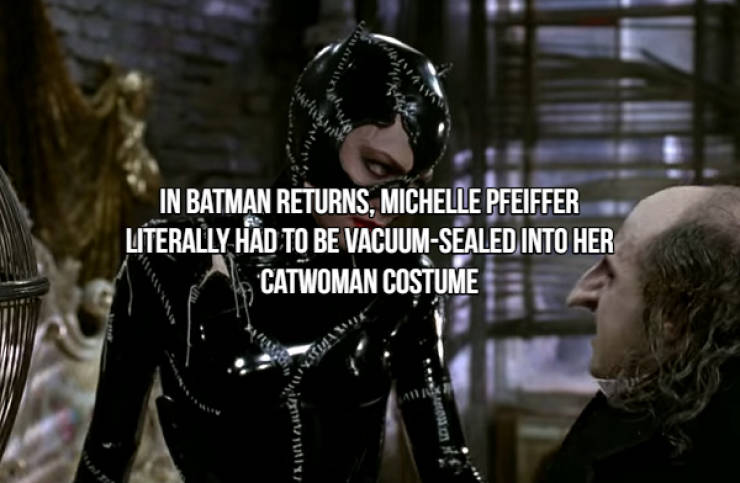 Random Movie Facts With Some Popcorn