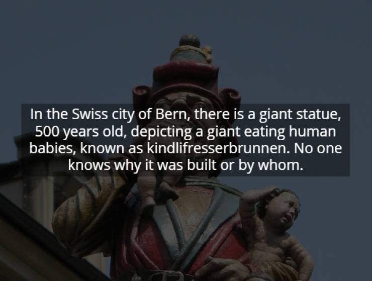 These Facts Are Too Scary…
