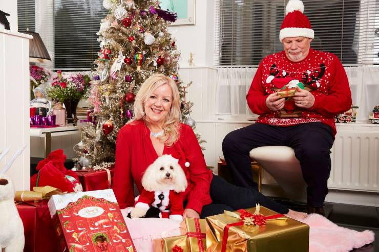 Woman Spends $3,500 On Gifts For Her Dog, And She's Not Done For This Year Yet!