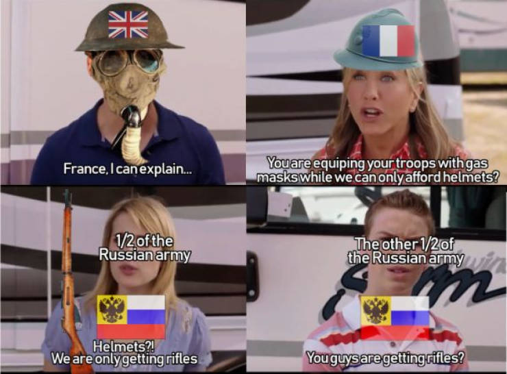 History Looks Much Better In Memes