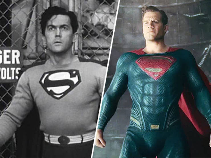 Modern Superheroes And Their First Movie Appearances