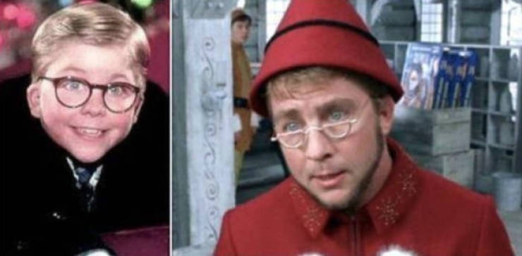What You Didn't See In Christmas Movies