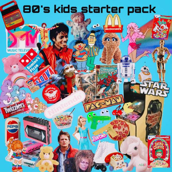 Nostalgia Is Coming For You!
