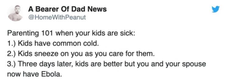 Oh Yeah, Having Kids Is So Much Fun…